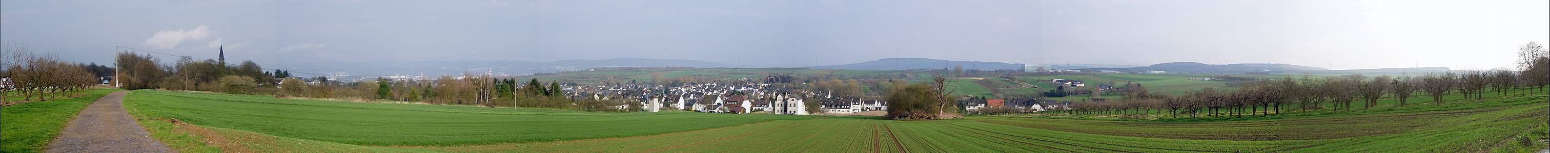 Blick von Norden