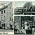 """Gasthof """"Zum roten Ochsen"""" 1920"""