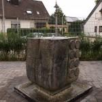 Sparkassen-Brunnen am Sportplatz
