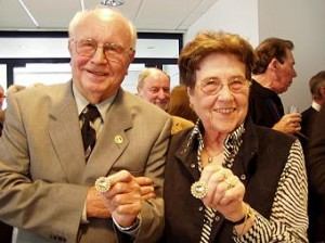 Franz Mohrs & Leonilla Schmitz