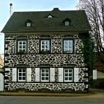 """""""Wohnhaus Aachener Straße"""" - Wilfried Mohr"""