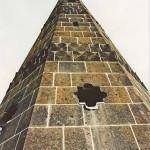 """Turm- Perspektive"" - Heinz Köhmstedt"