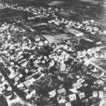 Blick auf die Schule ca. 1968