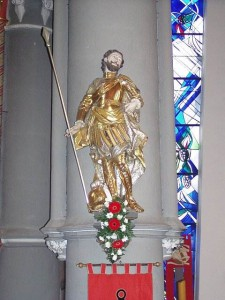 St. Mauritus