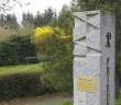 Friedensstele Bibelgarten St. Mauritius