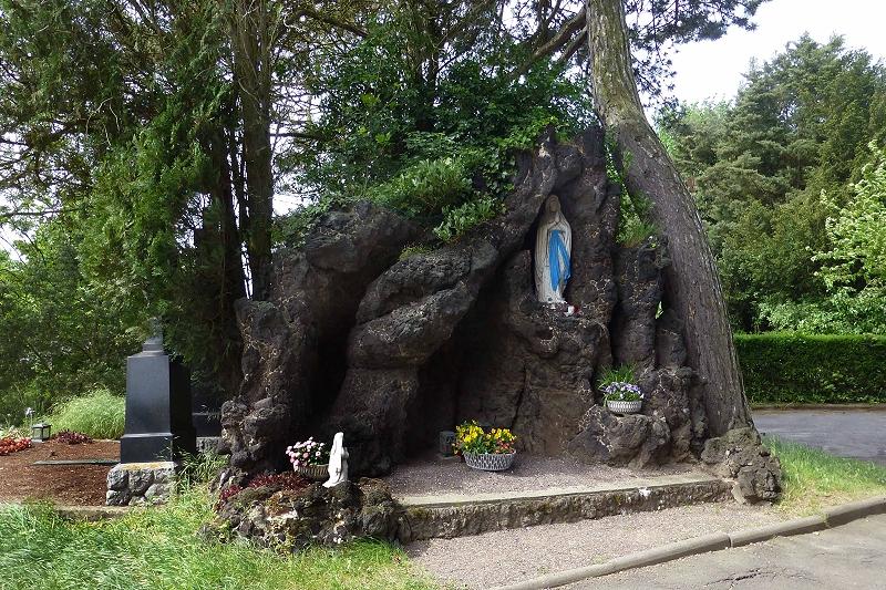 """Lourdesgrotte St. Mauritius"" - Wilfried Mohr"