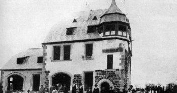 Vor 110 Jahren …