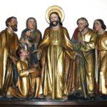 """Altar Figuren in St. Mauritius"" - Wilfried Mohr"
