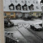 """""""I like Schnee"""" Mühlenstraße - Gerti Kürsten"""