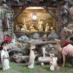 Weihnachtskrippe in St. Mauritius - Christa Dumser