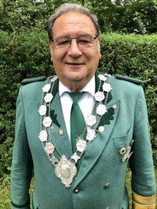 Peter Specht Schützenkönig 2018