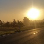 """Sonnenaufgang über Mauritius"" - Foto Christoph Neander"