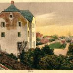 Alte Burg 1920er Jahre - Gabriele Otten
