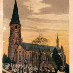 Alte Friedhof 1920er Jahre - Gabriele Otten