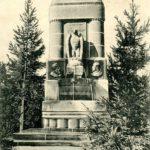 Kriegerdenkmal um 1913 - Gabriele Otten