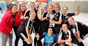 FVR-Frauen gewinnen Hallen-Kreismeisterschaft