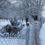 """""""Winterzeit am Wirtschaftsweg"""" - Foto Herbert Hennes"""