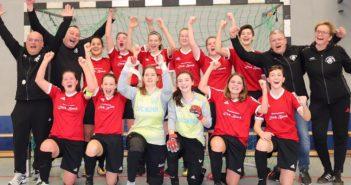 Rübenacher B-Juniorinnen gewinnen Rheinlandmeisterschaft